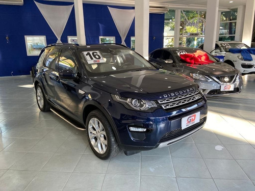 land rover discovery sport 2.2 16v sd4 turbo diesel 4p