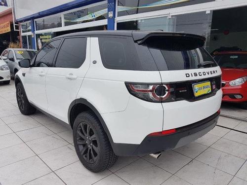 land rover discovery sport 2.2 16v sd4 turbo diesel black