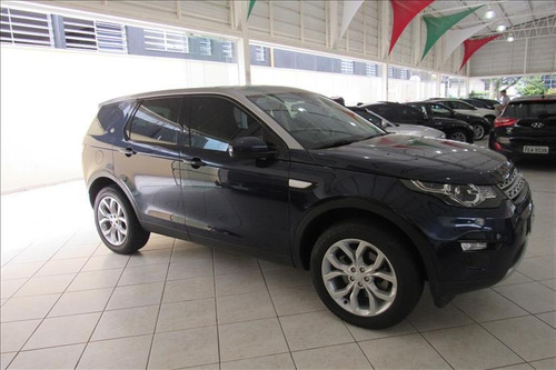 land rover discovery sport 2.2 hse 16v diesel 4p automatico