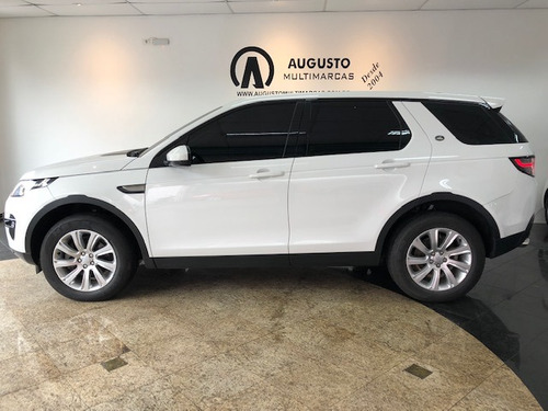 land rover discovery sport 2.2 sd4 se 5p 2016