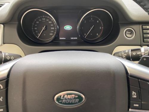 land rover discovery sport diesel 2017 blindada cart niiia