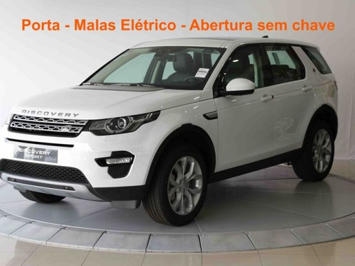 land rover discovery sport hse 2.0 16v sd4 turbo, eur6343