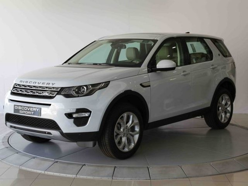 land rover discovery sport hse 2.0 16v sd4 turbo, eur8141
