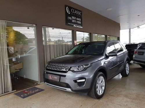 land rover discovery sport hse 2.0 240 cv
