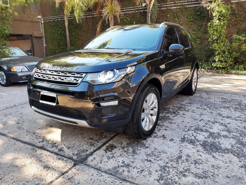 land rover discovery sport hse 7 asientos