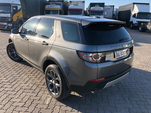 land rover discovery sport hse 7 lugares ano 2015 unico dono