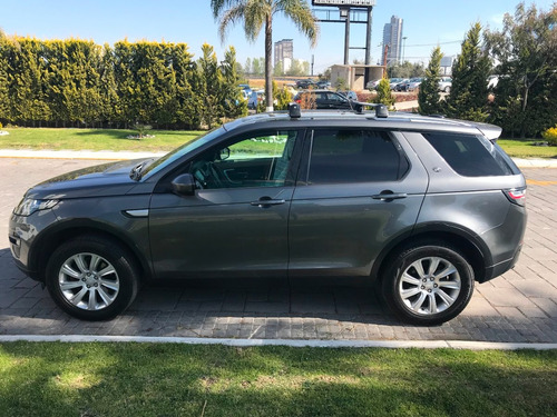 land rover discovery sport hse  7 pasajeros