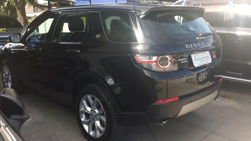 land rover discovery sport hse d. 4x4 aut. mod.2016