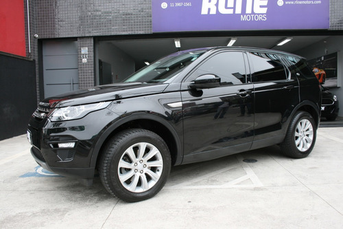 land rover discovery sport sd4 se diesel 2016