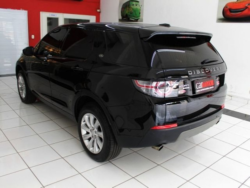 land rover discovery sport se 2.0 16v sd4 turbo
