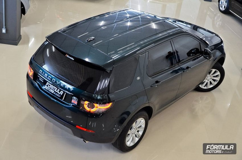 land rover discovery sport se 2.0