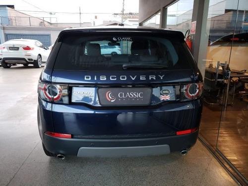land rover discovery sport se 2.2 16v sd4 turbo, bmw3009