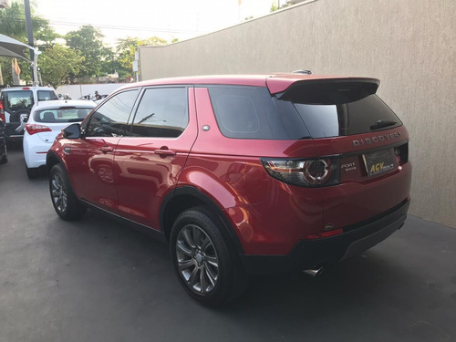 land rover discovery sport se 2.2 sd4 2016