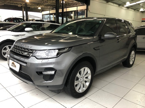 land rover discovery sport se 2.2 turbo diesel 2016