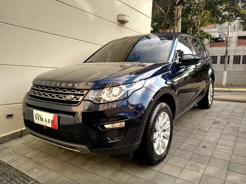 land rover discovery sport se diesel 5 lug / 2016