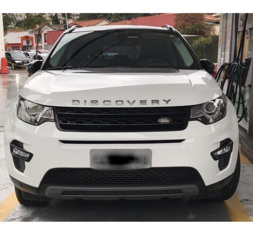 land rover discovery sport se gasolina 7 lugares