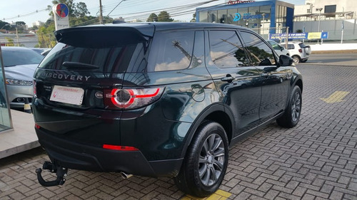 land rover discovery sport td4 se 2016