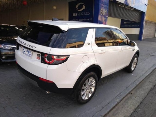 land rover discovery sport td4 turbo se 2.0 16v, fpo0248