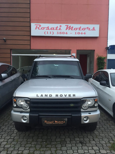 land rover discovery td5 a diesel 2004 r$ 45.499,99