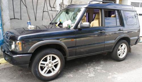 land rover discovery td5 ano 2004 diesel  so venda