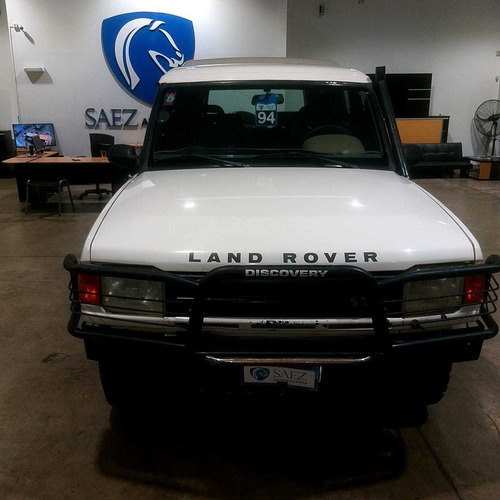 land rover discovery v8i hse