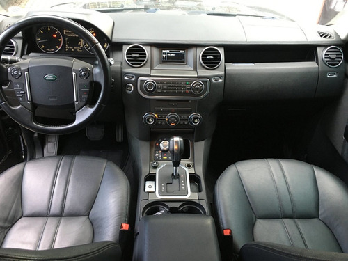 land rover discovery4 3.0 hse 4x4 v6 24v turbo diesel 4p...