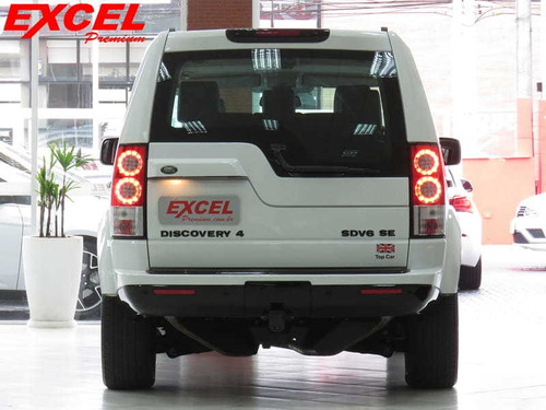 land rover discovery4 5.0 hse