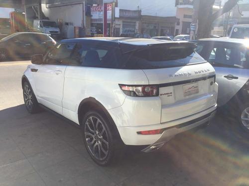 land rover evoque 2.0 coupe automania