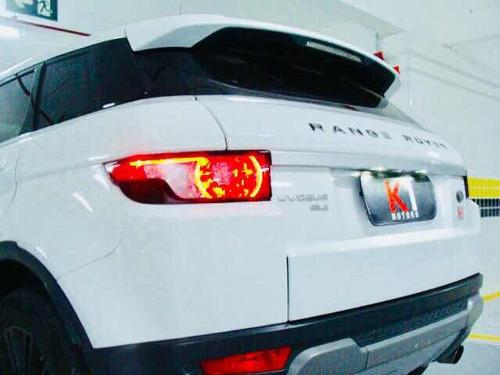 land rover evoque 2.0 prestige 5p branca 2012 maravilhosa