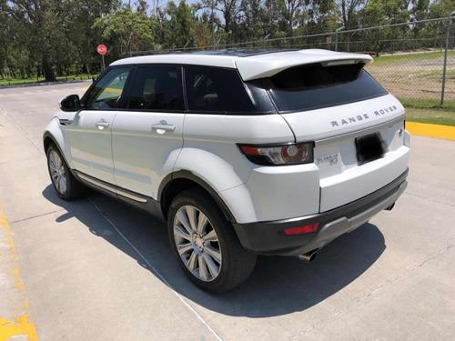 land rover evoque 2.0 prestige at 2015
