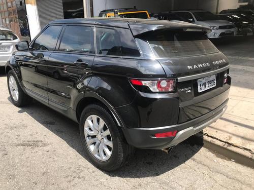 land rover evoque 2.0 pure gasolina automática 2014