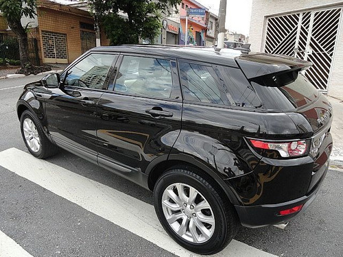 land rover evoque 2.0 pure tech 4wd 2014 - f7 veículos
