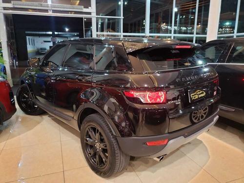 land rover evoque 2.0 pure tech 4wd gasolina 4p automatico