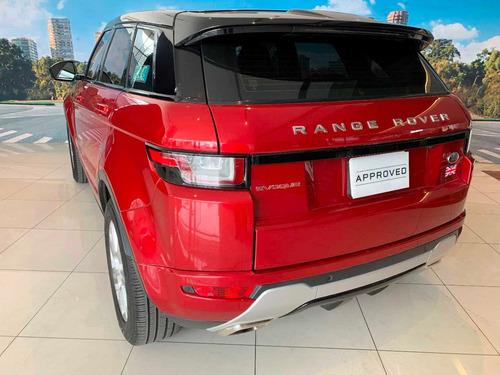 land rover evoque 2.0 se dynamic at 2016