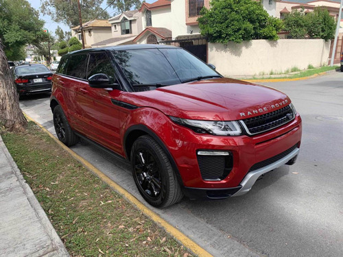 land rover evoque 2.0 se dynamic at 2017