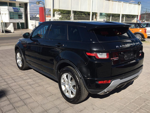 land rover evoque 2.0 se dynamic at