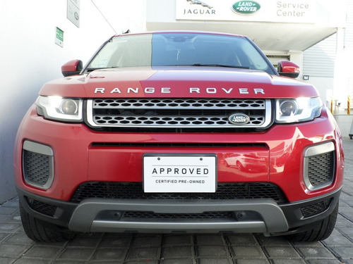 land rover evoque 2.0 se dynamic at