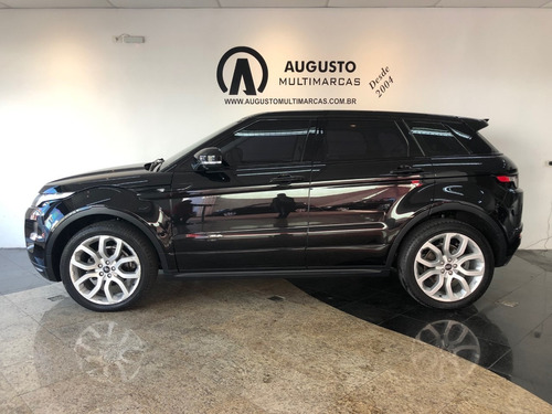 land rover evoque 2.0 si4 4wd dynamic 2013