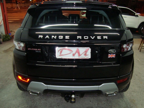land rover evoque 2.0 si4 4wd dynamic