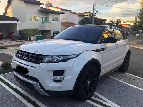 land rover evoque 2.0 si4 dynamic tech pack 5p 2014