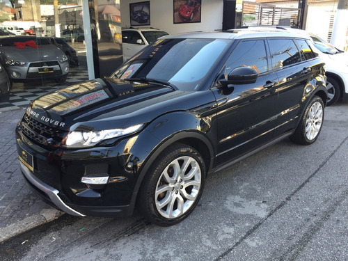 land rover evoque 2.0 si4 dynamic tech pack 5p