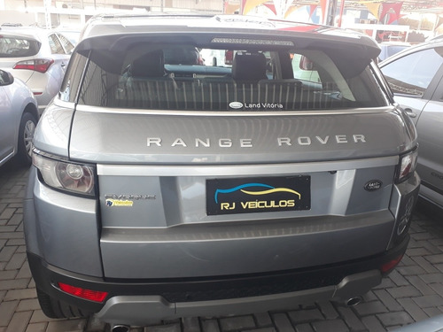 land rover evoque 2.0 si4 prestige tech pack 5p 2012