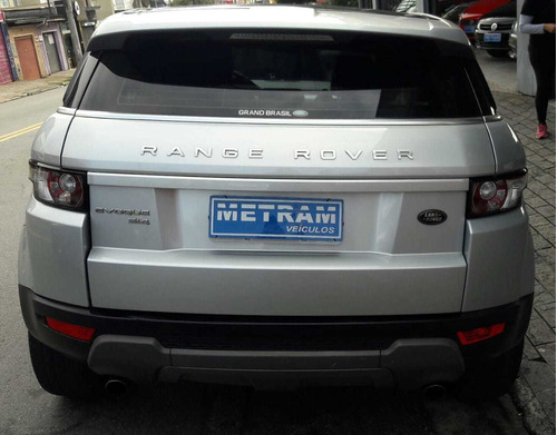 land rover evoque 2.0 si4 prestige tech pack 5p 2013