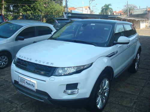 land rover evoque 2.0 si4 prestige tech pack 5p 2014