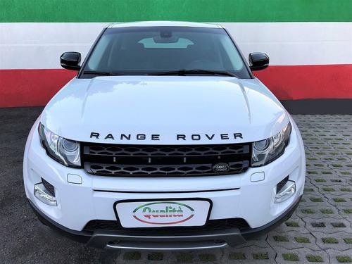 land rover evoque 2.0 si4 prestige tech pack 5p. lindo carro