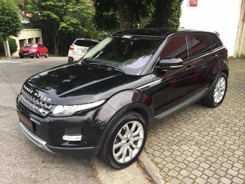 land rover evoque 2.0 si4 pure 5p 2012 r$ 87.999,99