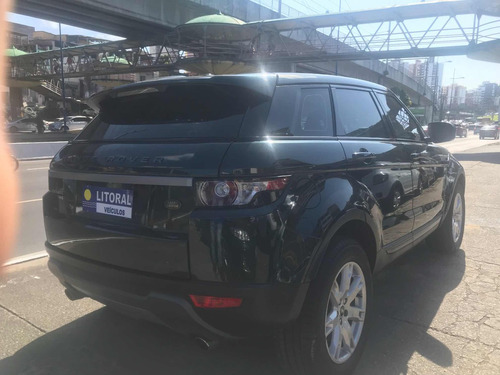 land rover evoque 2.0 si4 pure 5p 2013