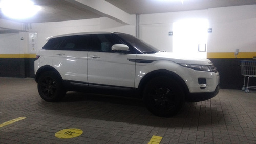 land rover evoque 2.0 si4 pure 5p ano 2013 gasolina