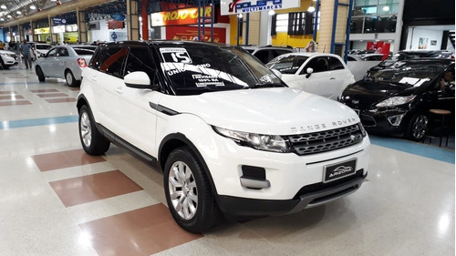 land rover evoque 2.0 si4 pure 5p gasolina 2015/2015