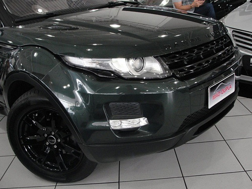 land rover evoque 2.0 si4 pure tech 2012 completo